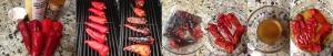 Roasted Red Pepper Salad slide